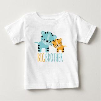 T-shirt Pour Bébé Tigre de frère
