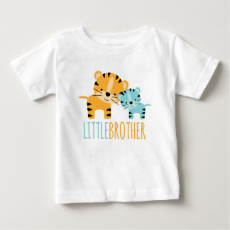 """T-shirt Pour Bébé Tigre mignon """"petit frère """""""