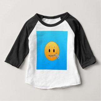 T-shirt Pour Bébé Tirette Emoji