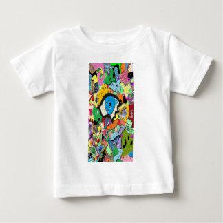 T-shirt Pour Bébé Tout l'oeil sachant
