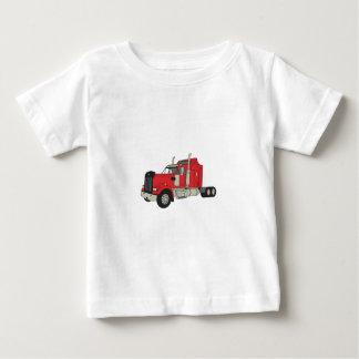 T-shirt Pour Bébé Tracteur de Kenworth
