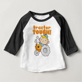 T-shirt Pour Bébé Tracteur dur