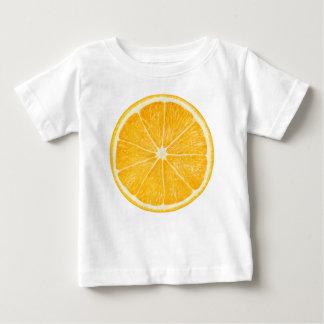 T-shirt Pour Bébé Tranche d'orange