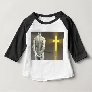 T-shirt Pour Bébé Transformation religieuse au christianisme