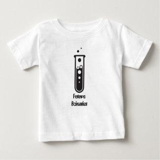 T-shirt Pour Bébé Tube à essai