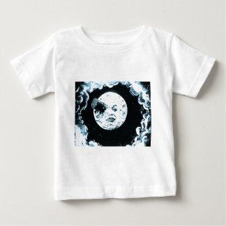 T-shirt Pour Bébé Un voyage à la lune
