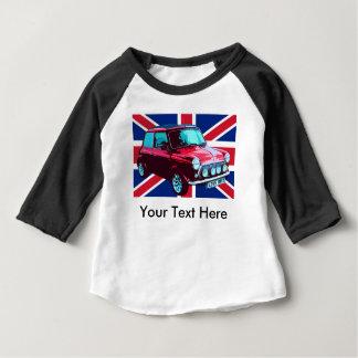 T-shirt Pour Bébé Union Jack mini
