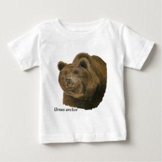 T-shirt Pour Bébé Ursus_arctos