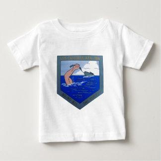 T-shirt Pour Bébé USS Cahokia ATA-186