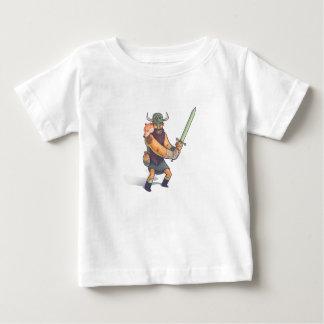 T-shirt Pour Bébé Viking