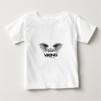 T-shirt Pour Bébé Viking a adapté le logo d'usage