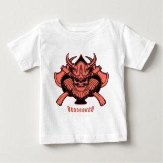 T-shirt Pour Bébé Viking Berserker
