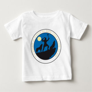 T-shirt Pour Bébé Viking d'Odin raven wolves