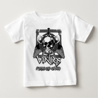 T-shirt Pour Bébé Viking - fils d'Odin