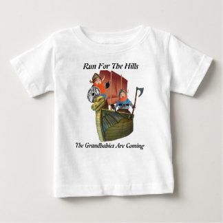 T-shirt Pour Bébé Viking Grandbabies