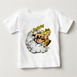 T-shirt Pour Bébé Viking Valkyri