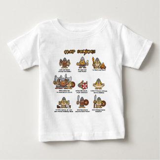 T-shirt Pour Bébé Vikings