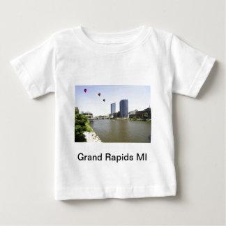 T-shirt Pour Bébé Ville Michigan de Grand Rapids