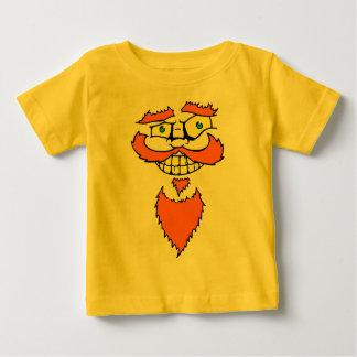 T-shirt Pour Bébé visage