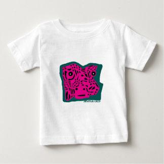 T-shirt Pour Bébé visage animal