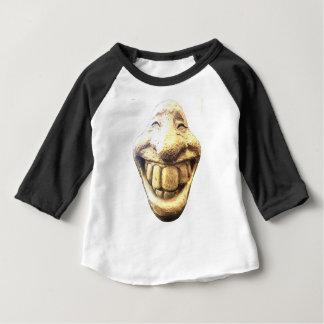 T-shirt Pour Bébé Visage heureux énorme