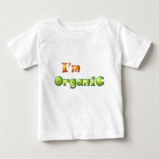 T-shirt Pour Bébé Volenissa - je suis organique