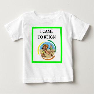 T-shirt Pour Bébé volleyball