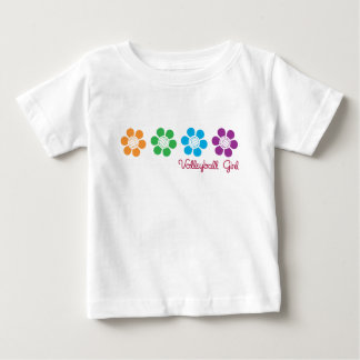 T-shirt Pour Bébé Volleyball de Bayflower