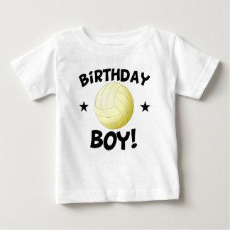 T-shirt Pour Bébé Volleyball de garçon d'anniversaire