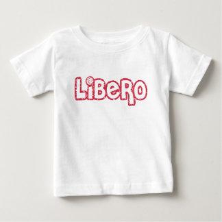 T-shirt Pour Bébé Volleyball de Libero