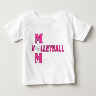 T-shirt Pour Bébé VOLLEYBALL MOM.png