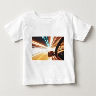 T-shirt Pour Bébé Voyage léger