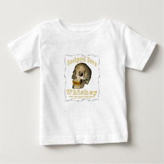 T-shirt Pour Bébé Whiskey de brûlure de jardin