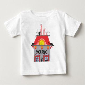 T-shirt Pour Bébé York