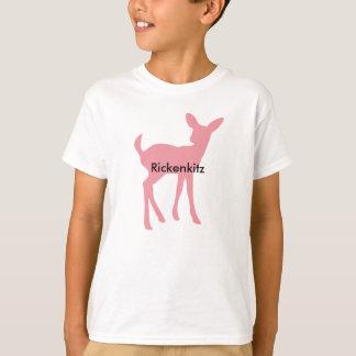 T-shirt Pour des chasseurs bébé