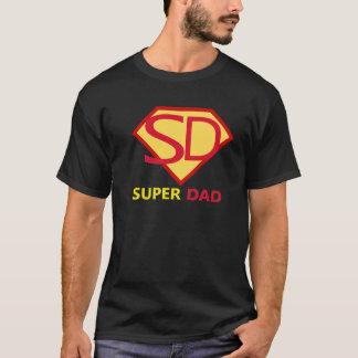 T-shirt Pour les papas superbes