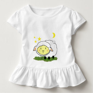 T-shirt Pour Les Tous Petits Agneau de moutons
