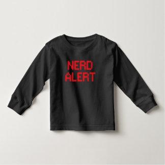 T-shirt Pour Les Tous Petits Alerte de ballot
