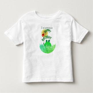 T-shirt Pour Les Tous Petits Anniversaire de houblon