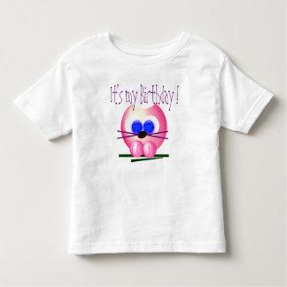 T-shirt Pour Les Tous Petits Anniversaire de Kitty