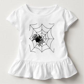 T-shirt Pour Les Tous Petits Araignée Halloween