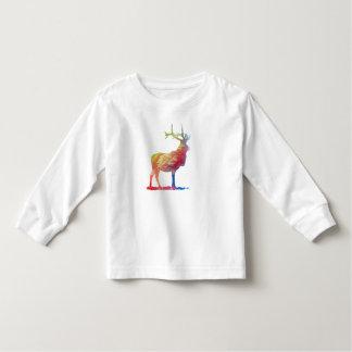 T-shirt Pour Les Tous Petits Art d'élans