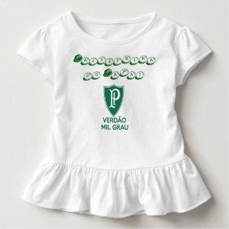 T-shirt Pour Les Tous Petits boit féminine verdao mille degrés