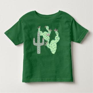 T-shirt Pour Les Tous Petits Cactus