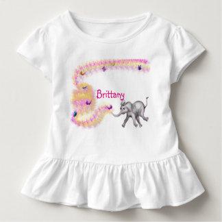 T-shirt Pour Les Tous Petits Chasse des papillons par Happy Juul Company
