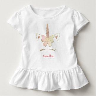 T-shirt Pour Les Tous Petits Chemise d'enfant en bas âge de licorne