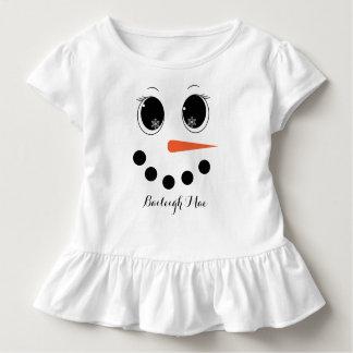 T-shirt Pour Les Tous Petits Chemise personnalisée de ruche d'enfant en bas âge