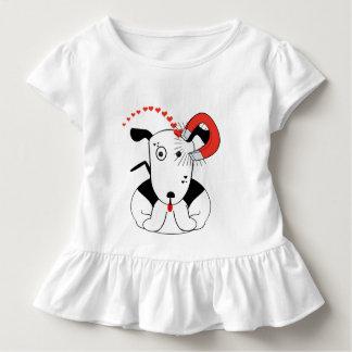 T-shirt Pour Les Tous Petits Collé sur U