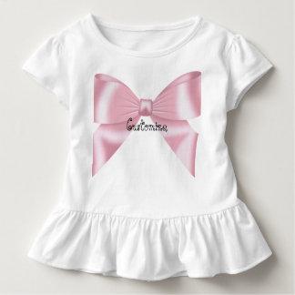 T-shirt Pour Les Tous Petits Collection rose d'arc