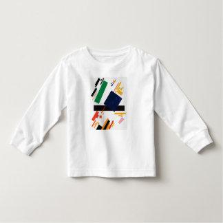 T-shirt Pour Les Tous Petits Composition en Suprematist par Kazimir Malevich
